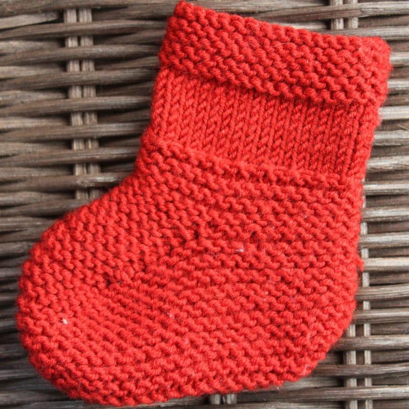 chausson rouge statique
