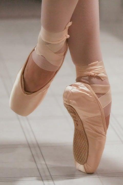 ballet chausson tricot bébé